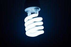 CFLs LED light