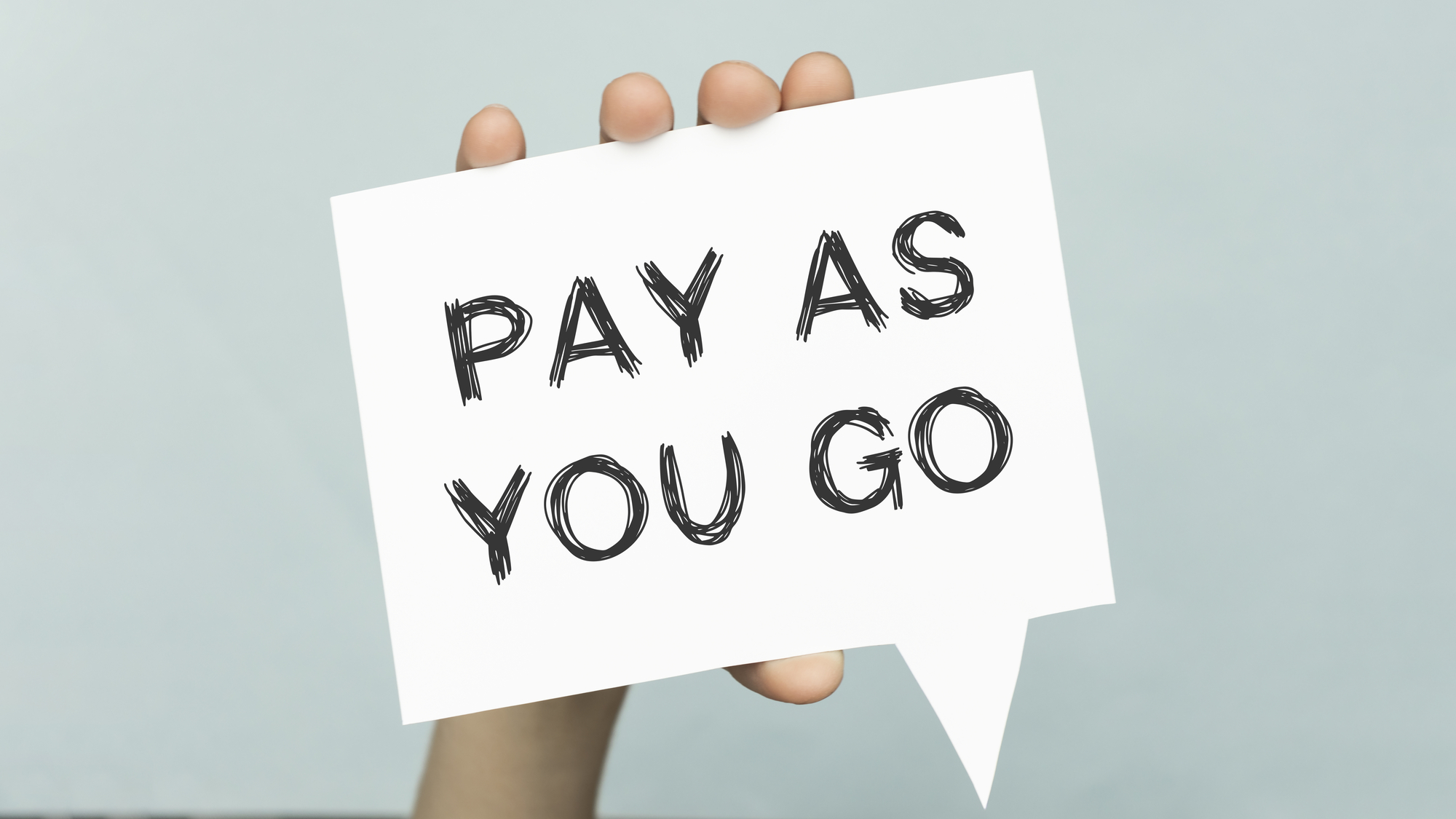 pay as you go plans text