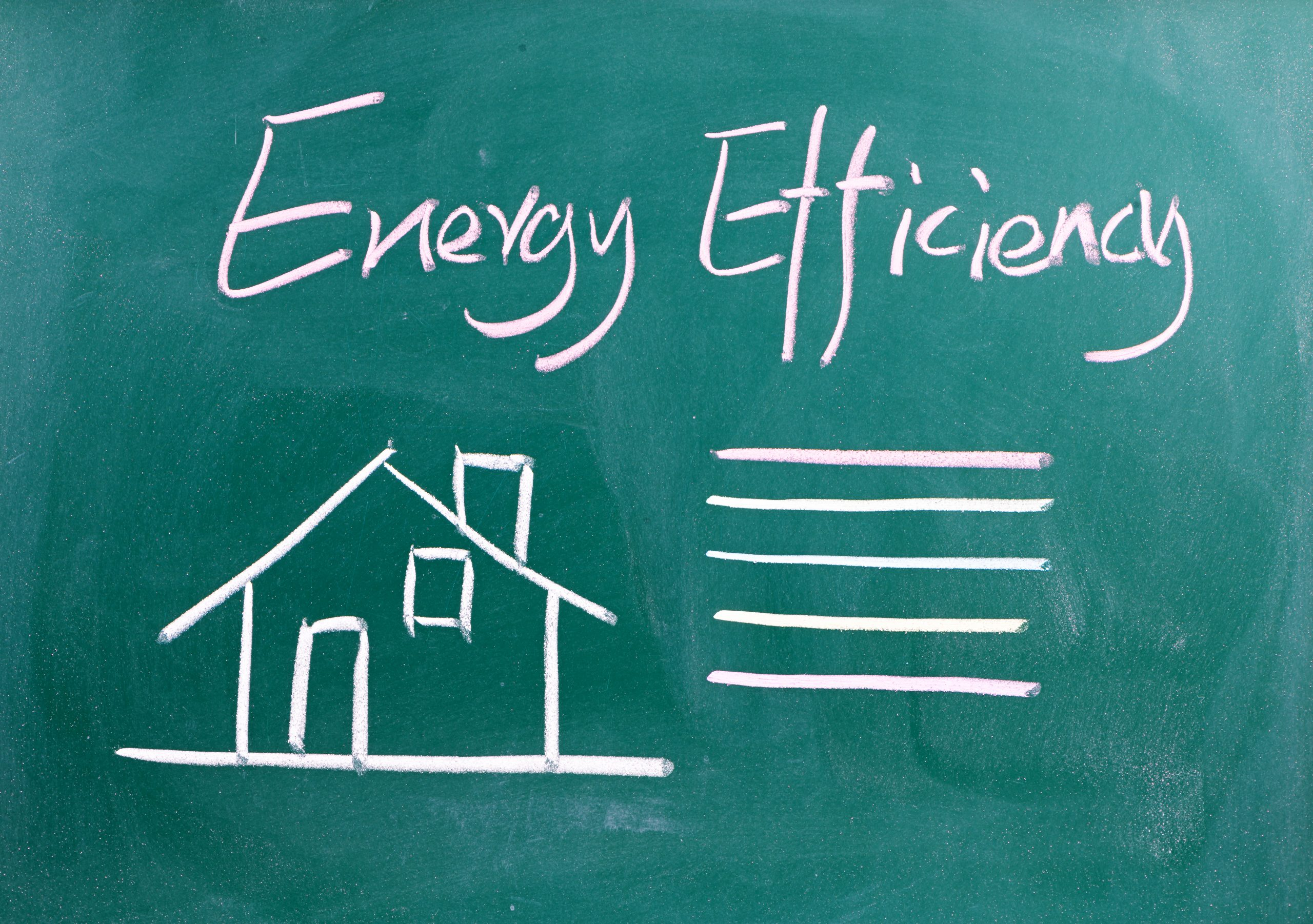 improve the energy efficiency of your home text