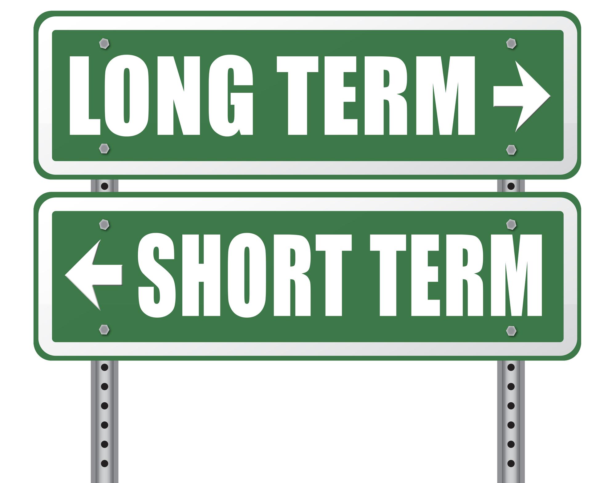 long-term electricity plan vs short-term electricity plan text