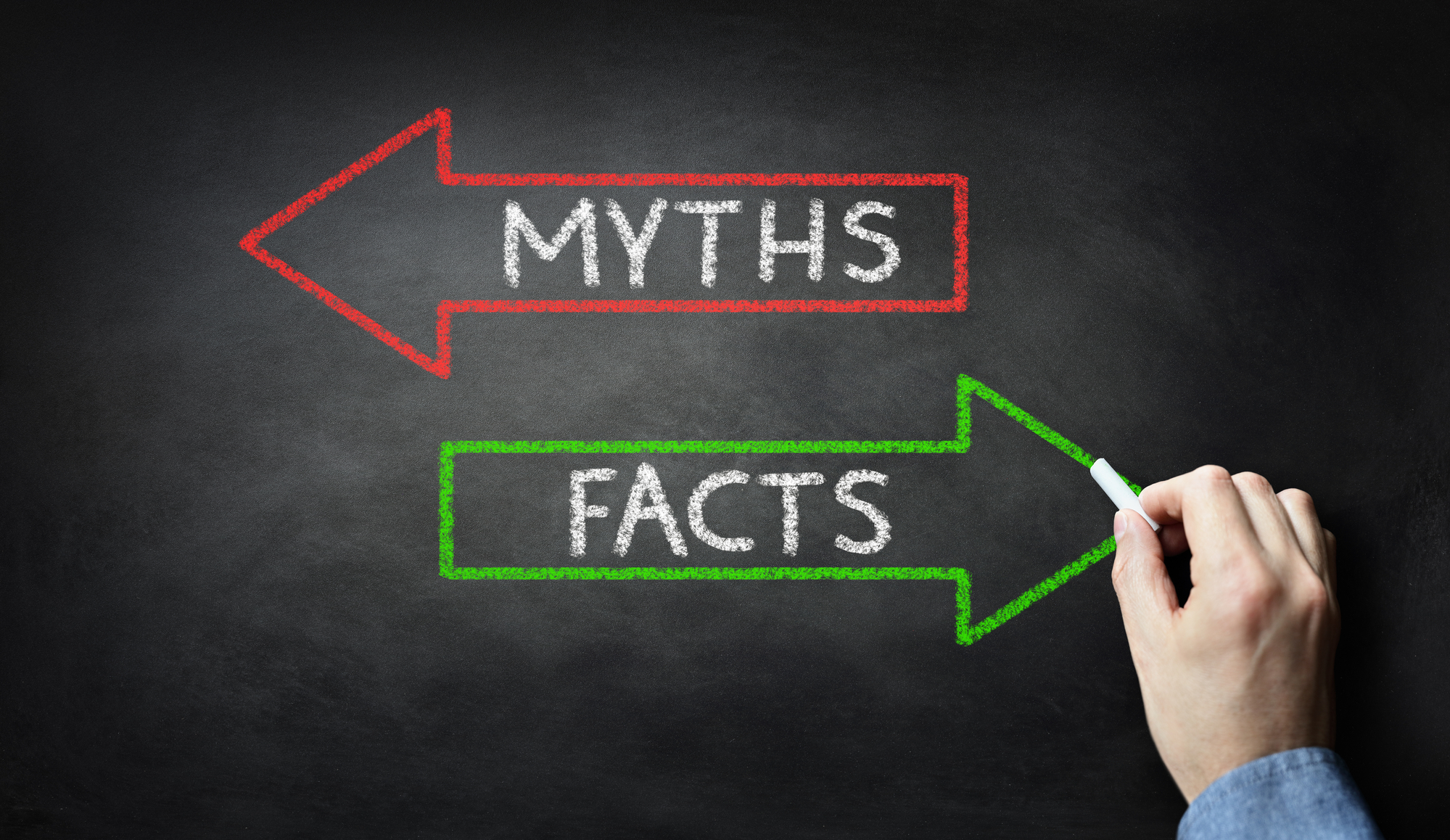 energy efficiency myths text
