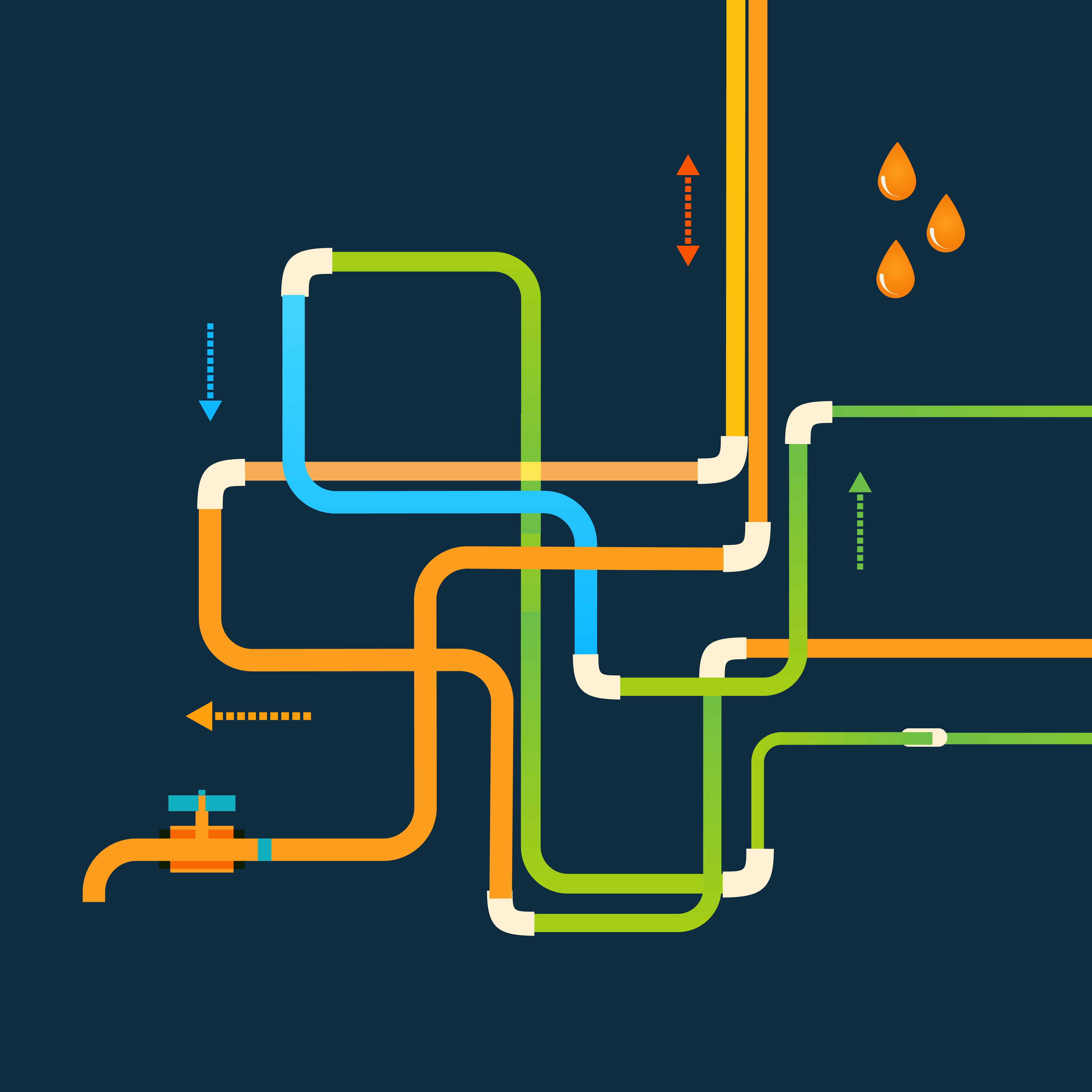 Save Money with Energy Efficient Hot Water Pipes