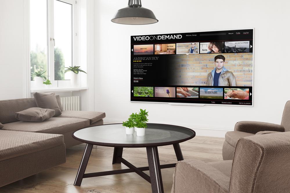 ENERGY STAR Certified Smart TV