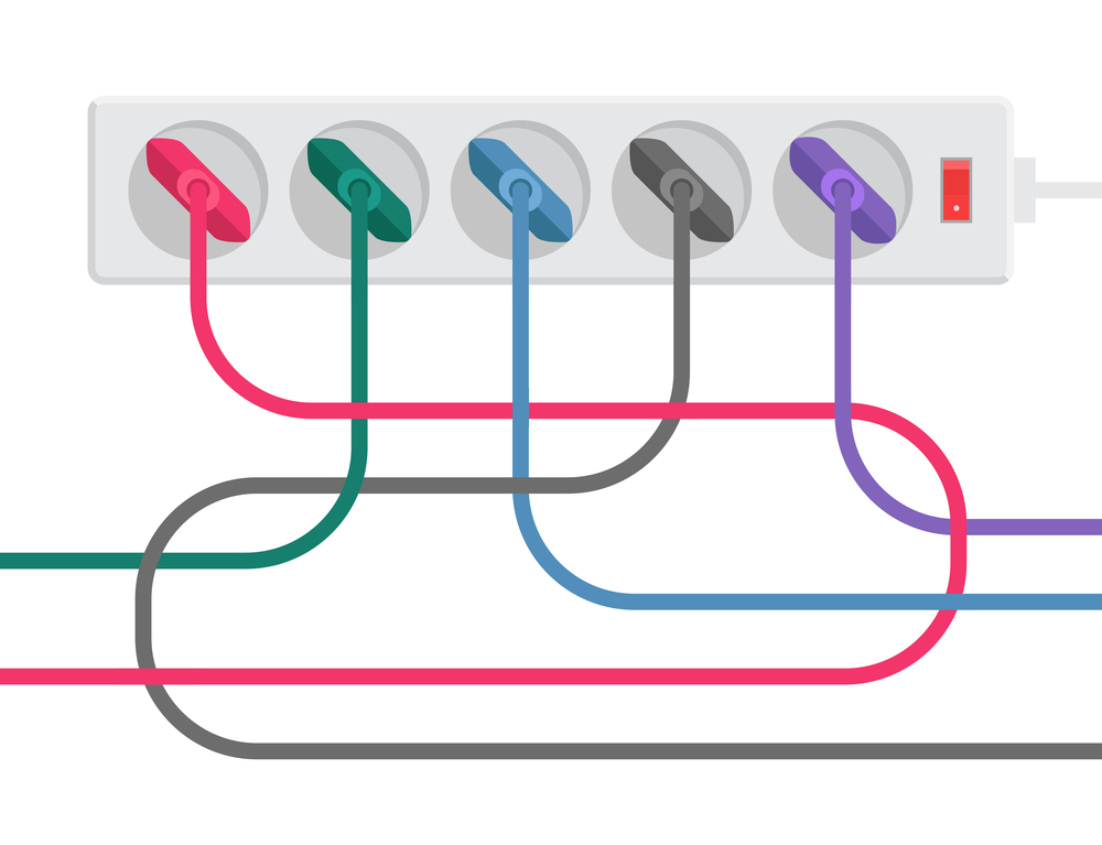 How to Reduce Standby Power Consumption with Power Strips